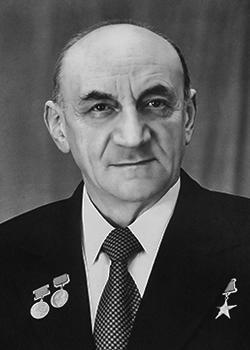 Черток Борис Евсеевич