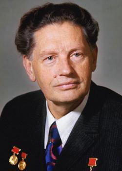 Петров Борис Николаевич